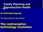 family planning and reproductive health3