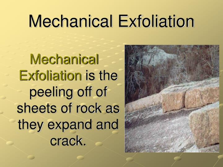 Mechanical Exfoliation