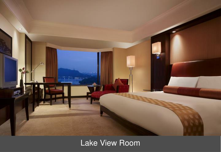 Lake View Room