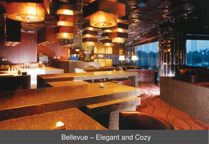 Bellevue – Elegant and Cozy