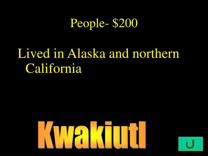 People- $200