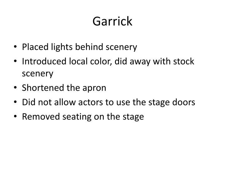 Garrick