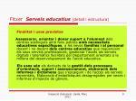 fitxer serveis educatius detall i estructura