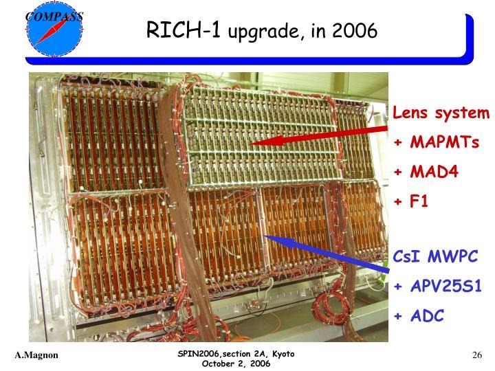 RICH-1