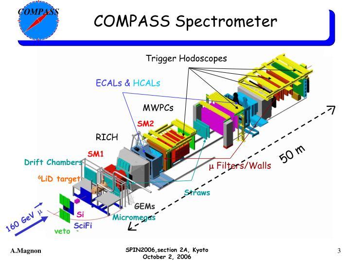 COMPASS Spectrometer