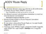 aodv route reply1