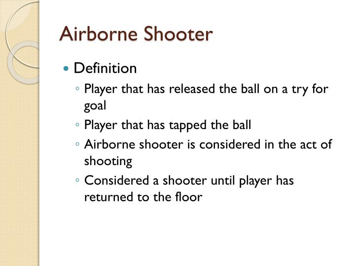 Airborne Shooter