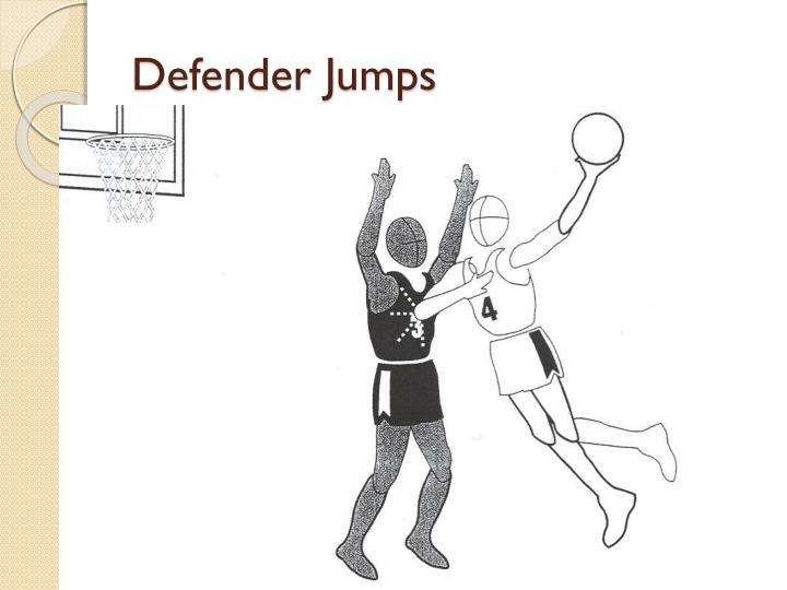 Defender Jumps