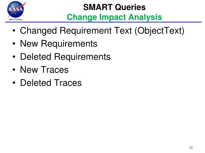 SMART Queries
