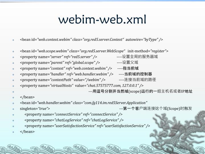 webim-web.xml