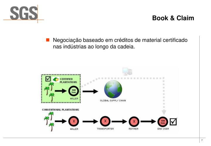 Book & Claim