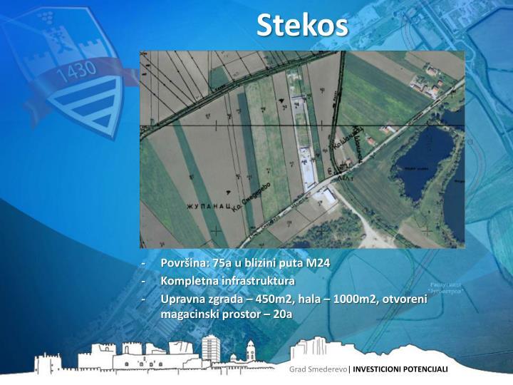 Stekos