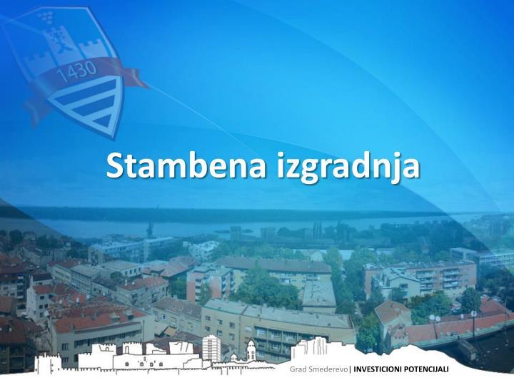 Stambena