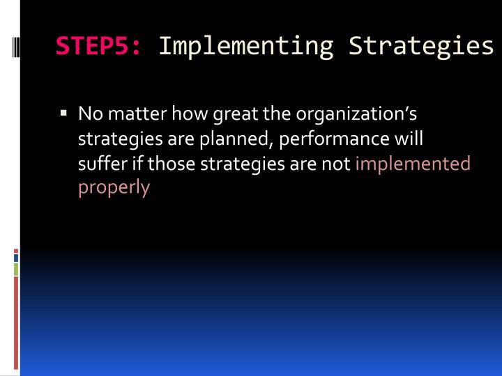 STEP5: