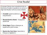 crise feudal