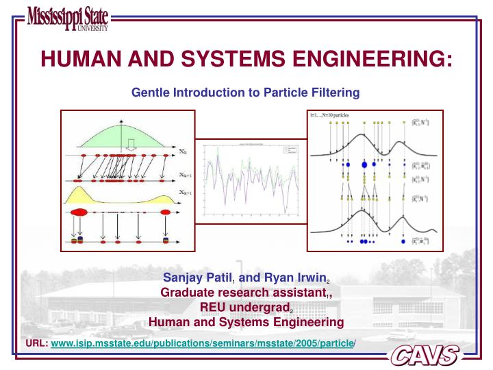 Human and systems engineering