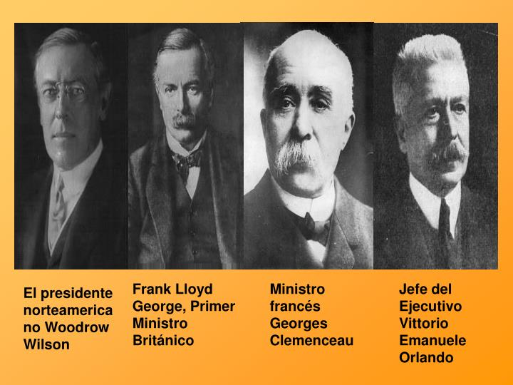 Frank Lloyd George, Primer Ministro Británico