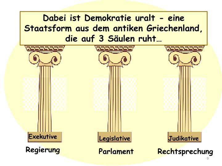 Staatsform Griechenland
