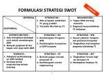 formulasi strategi swot