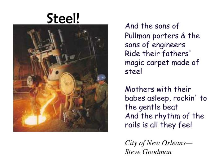 Steel!