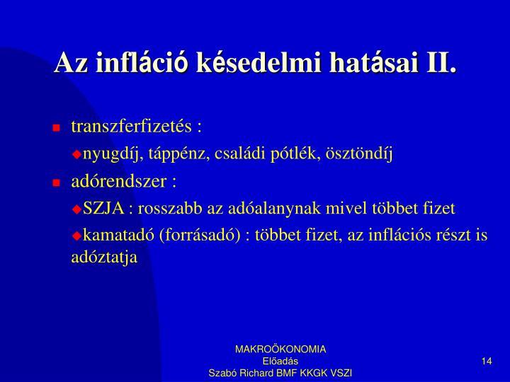Az infl