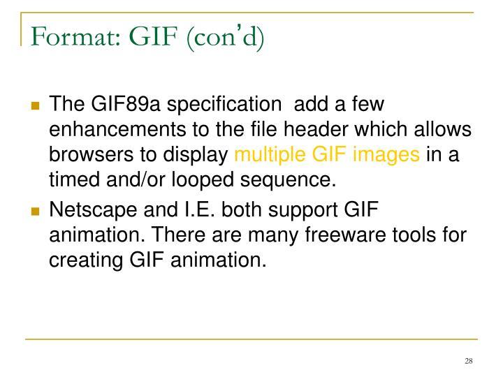 Format: GIF (con