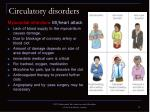 circulatory disorders8