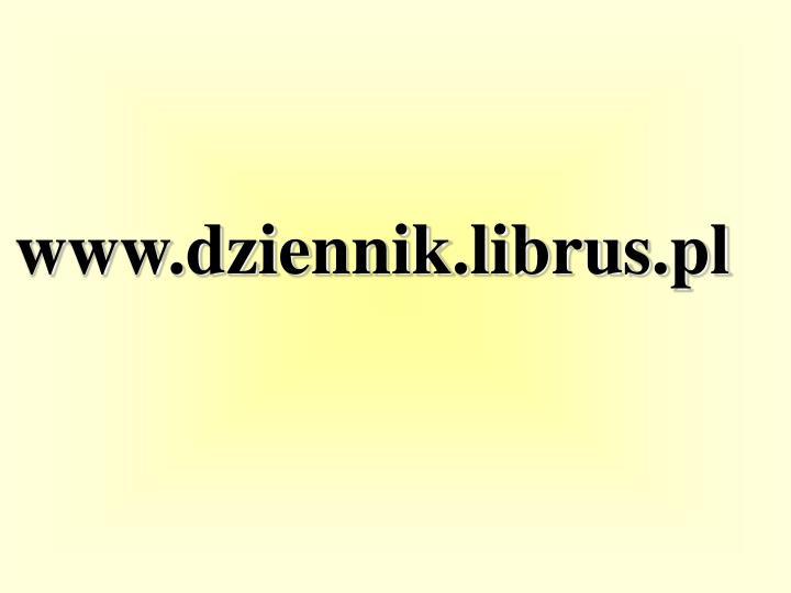www.dziennik.librus.pl