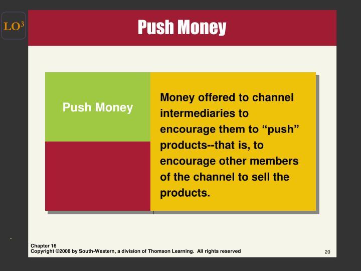 Push Money
