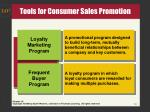 tools for consumer sales promotion3