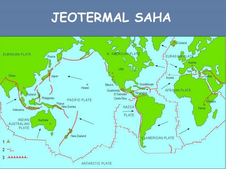 JEOTERMAL SAHA