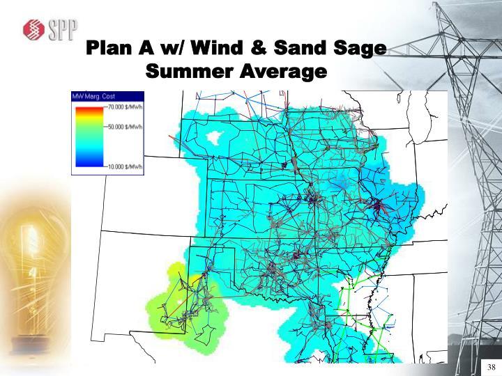 Plan A w/ Wind & Sand Sage