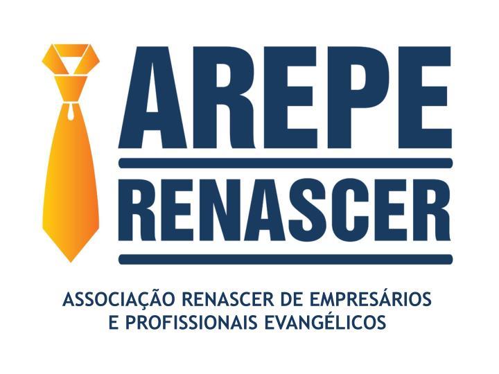 ASSOCIAÇÃO RENASCER DE EMPRESÁRIOS