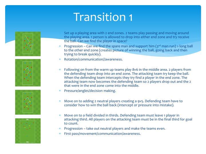 Transition 1