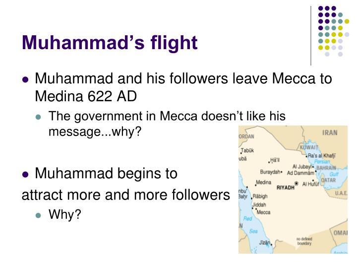 Muhammad's flight