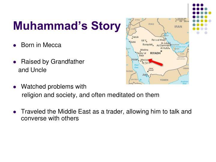 Muhammad's Story