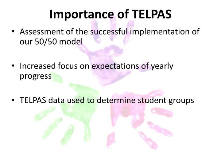 telpas writing samples