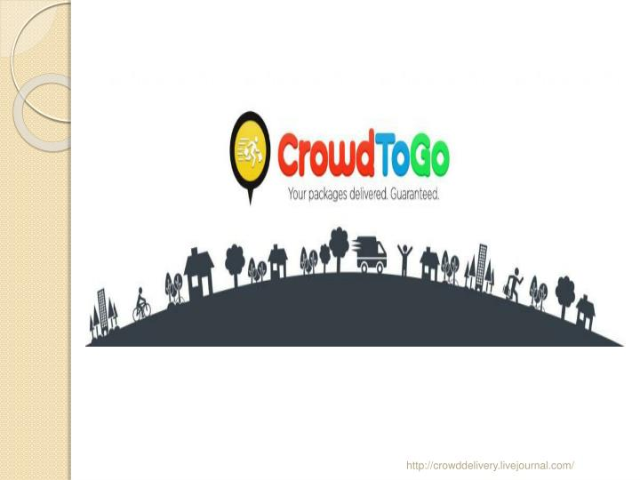 http://crowddelivery.livejournal.com/
