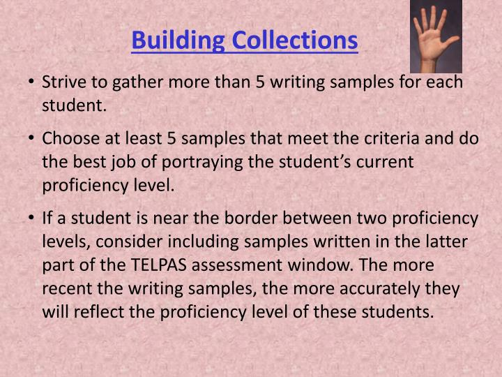 Building Collections