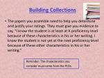 building collections2