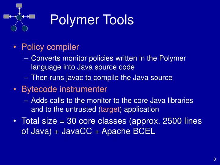 Polymer Tools