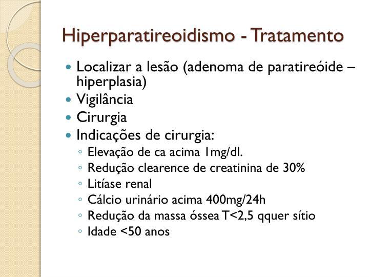 Hiperparatireoidismo