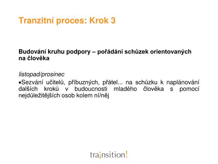 Tranzitní proces