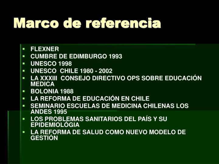 Marco de