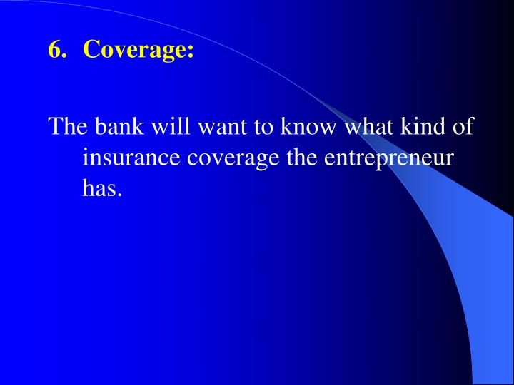 Coverage: