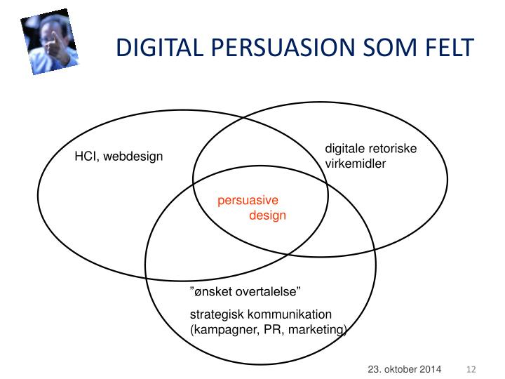 DIGITAL PERSUASION SOM FELT