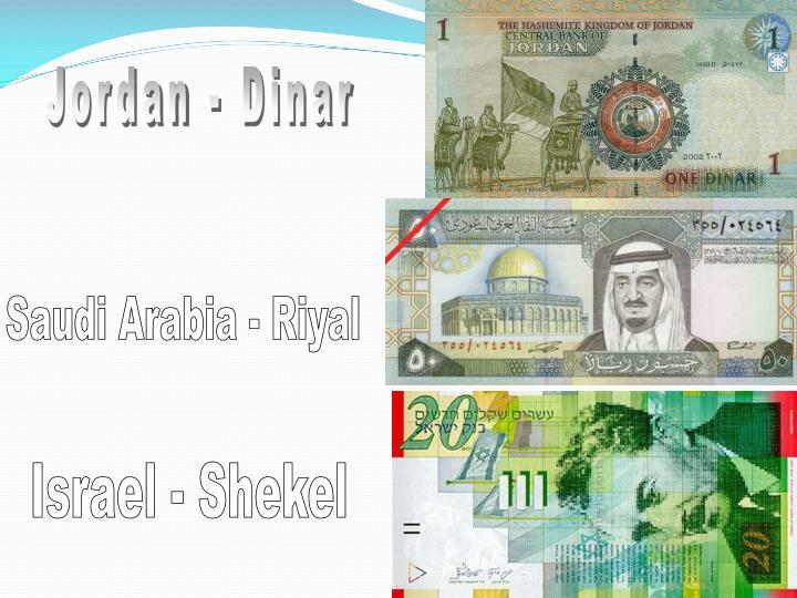 Jordan - Dinar
