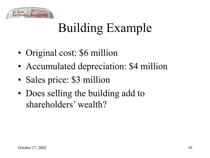 Building Example
