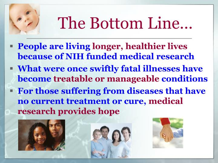 The Bottom Line…