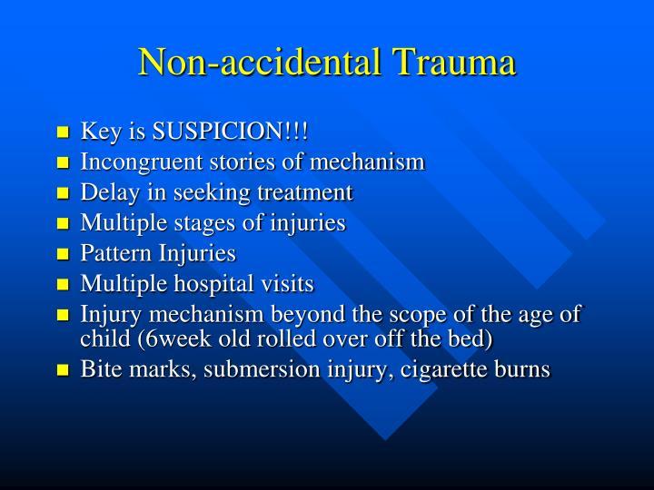 Non-accidental Trauma